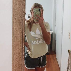 Adidas Graphic Tee !!